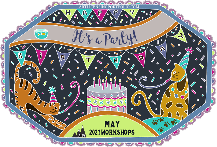 May Workshop – Birthday Party