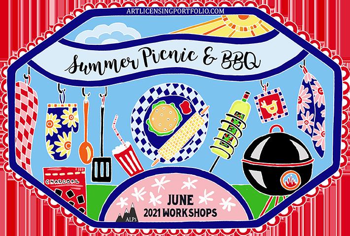 June Workshop – Summer Picnic & BBQ