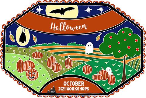 October Workshop – Autumn & Halloween!